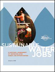 Sustainable Water Jobs